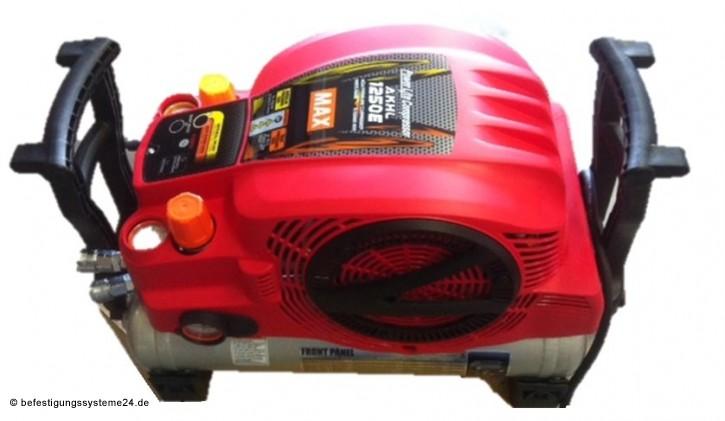 High Pressure Kompressor AKHL1250E inkl Schlauchtrommel + Reduzierventil