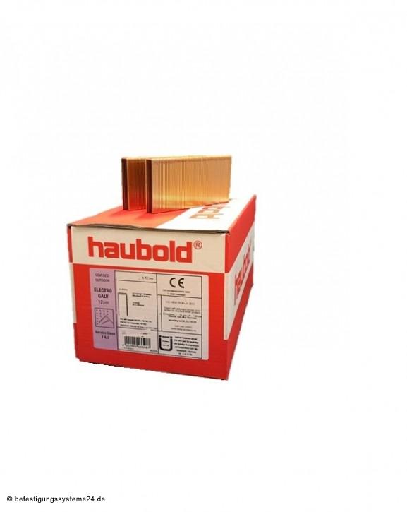 Haubold Klammer KG 750 CNK Z12 geh.